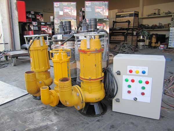 Dewatering pumps, deep well dewatering pumps in all of Qatar